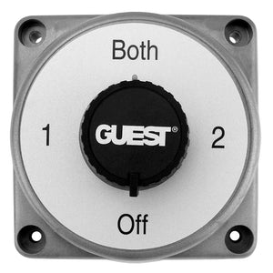 Guest 2300A Diesel Power Battery Selector Switch [2300A]