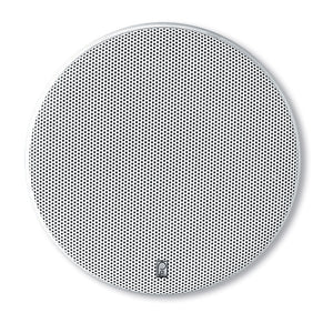 "Poly-Planar 8"" Platinum Round Marine Speaker - (Pair) White [MA6800]"