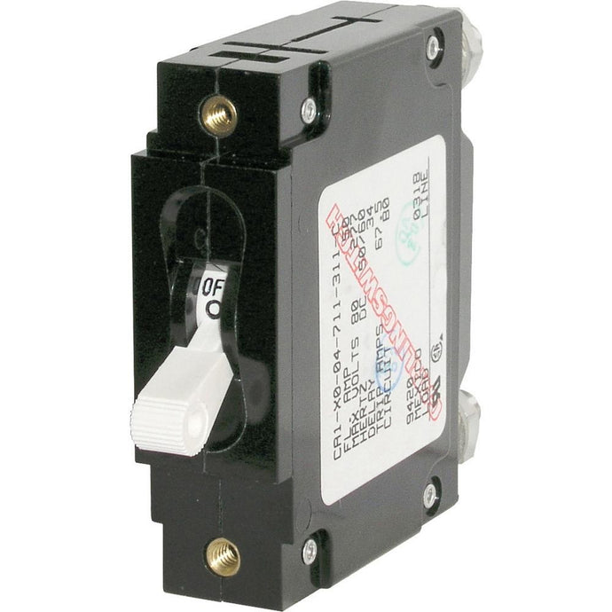 Blue Sea 7351 C-Series Toggle Single Pole - 10A [7351]