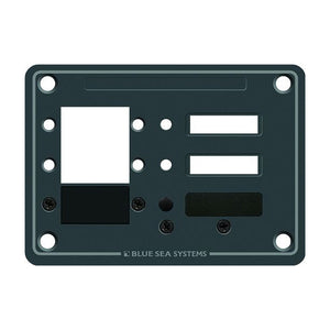 Blue Sea 8088 3 Position DC C-Series Panel - Blank [8088]