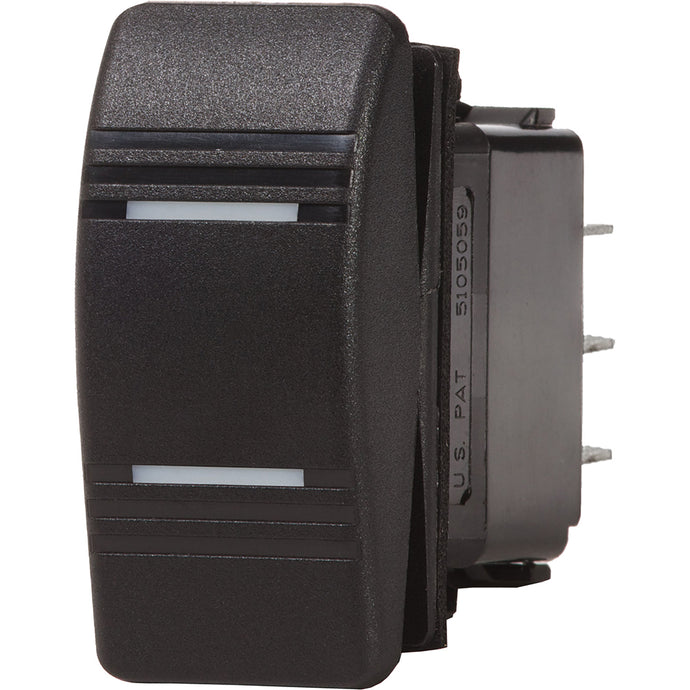 Blue Sea 8283 Water Resistant Contura III Switch - Black [8283]
