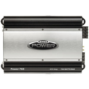 JENSEN POWER760 4-Channel Amplifier [POWER 760]