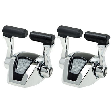 UFlex Power A Electronic Control Package - Dual Engine/Dual Station - Mechanical Throttle/Electronic Shift [ME22]