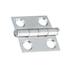 "Tigress Heavy-Duty Bearing Style Hinges - 1-1-2"" x 1-1-2"" - Pair [21178]"