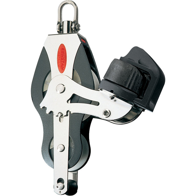 Ronstan Series 50 All Purpose Block - Fiddle - Becket - Cleat [RF51530]