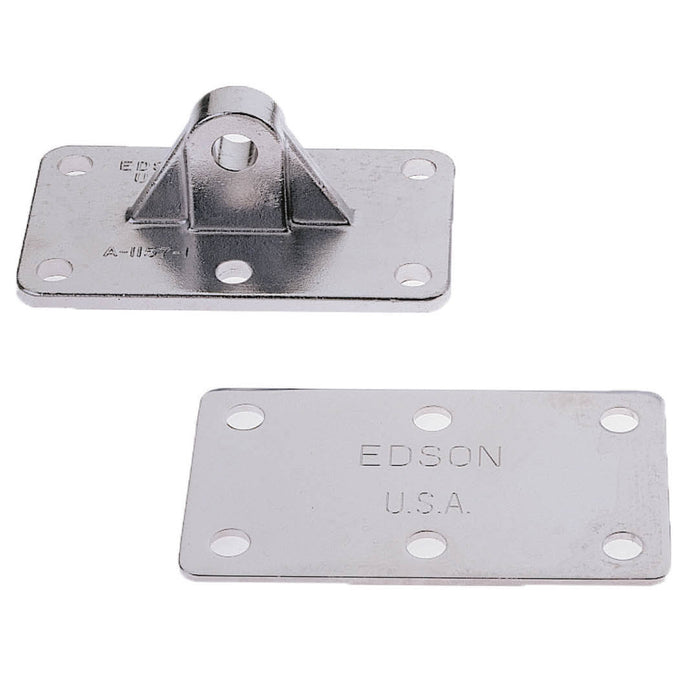 Edson Pivot Bracket w/Backing Plate [992-35]