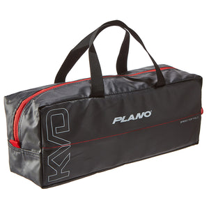 Plano KVD Wormfile Speedbag Large - Holds 40 Packs - Black/Grey/Red [PLAB12700]