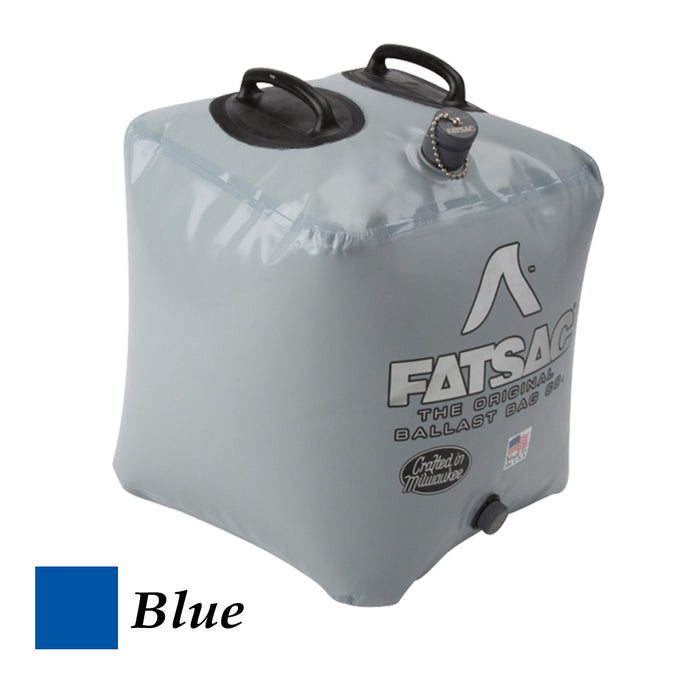 FATSAC Brick Fat Sac Ballast Bag - 155lbs - Blue [W702-BLUE]