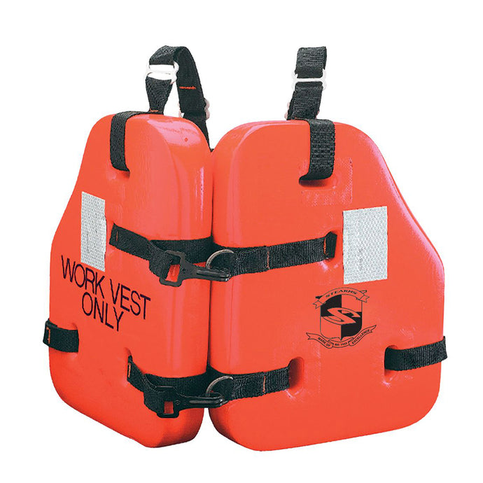 Stearns Force II Life Vest - Orange - Universal [2000013834]