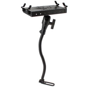 "RAM Mount POD No-Drill Vehicle Mount w/Netbook Tray  1.5"" Ball [RAM-316-1-234-6U]"