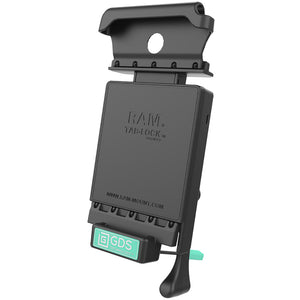 RAM Mount GDS Locking Vehicle Dock f/Samsung Galaxy Tab Active 8.0 [RAM-GDS-DOCKL-V2-SAM17U]