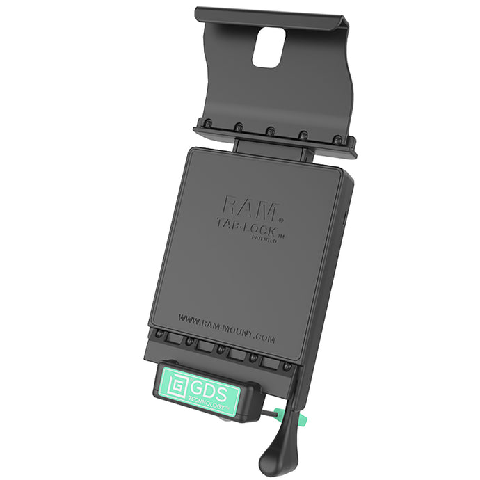 RAM Mount GDS Locking Vehicle Dock f/Samsung Galaxy Tab S3 9.7 [RAM-GDS-DOCKL-V2-SAM27U]
