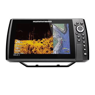 Humminbird HELIX 9 CHIRP MEGA DI+ GPS G4N CHO Display Only [411370-1CHO]