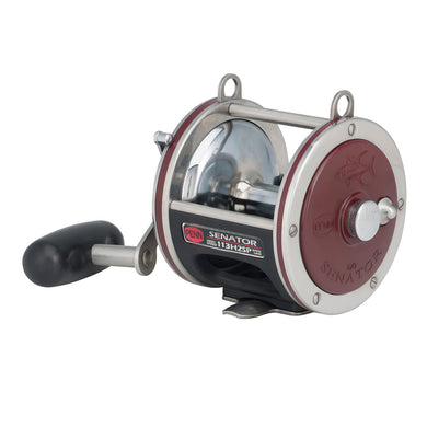 PENN 113H2SP Special Senator Star Drag 4/0 Right Hand Brass Spool Reel [1153840]