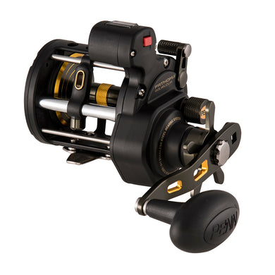 PENN FTHII20LWLCLH Fathom II Level Wind 20 Left Hand Reel w/Line Counter [1481310]
