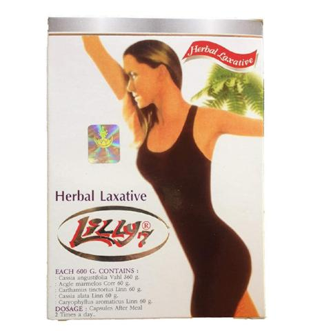 Lilly 7- Natural Laxative