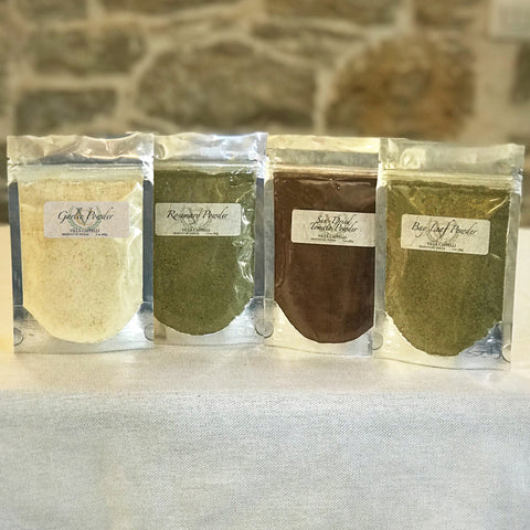Italian Herb Powder Collection