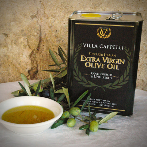 3L Tin Extra Virgin Olive Oil