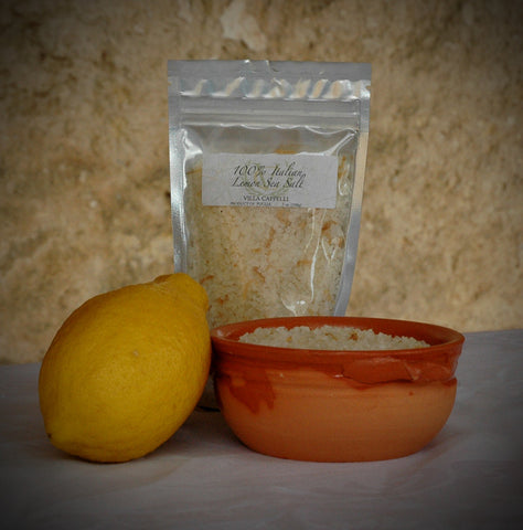 Lemon Sea Salt - Villa Cappelli - 1