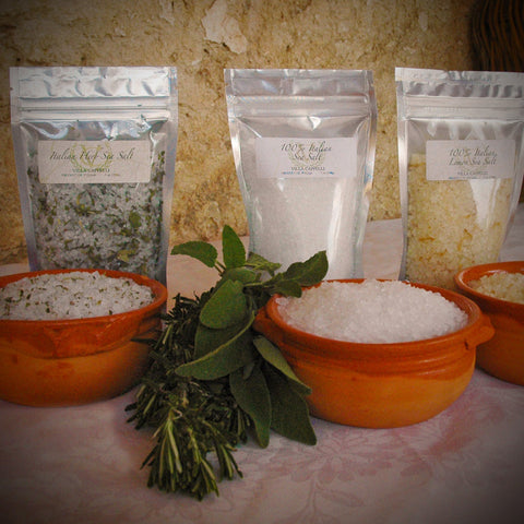 Sea Salt Collection - Villa Cappelli - 1