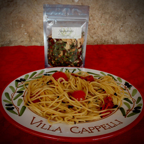 Organic Pasta Collection - Villa Cappelli - 6