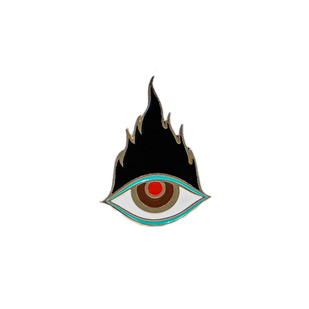 Flaming Eye
