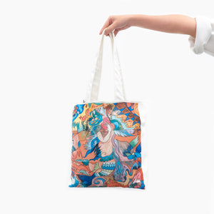 Tote Bag #1 by Nasirun