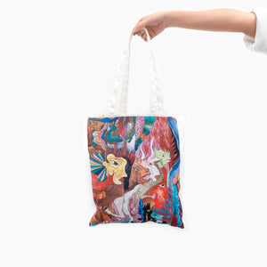 Tote Bag #2 by Nasirun