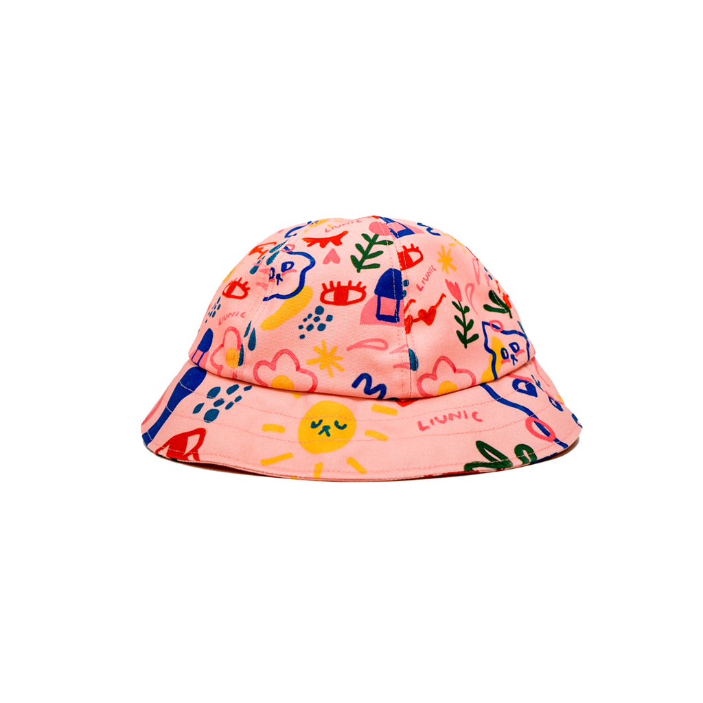 The Wanderer Bucket Hat