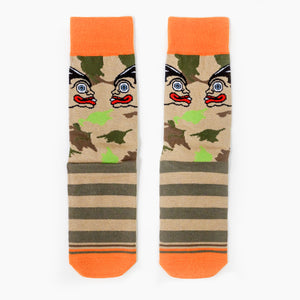 Hypecyclus Socks Orange