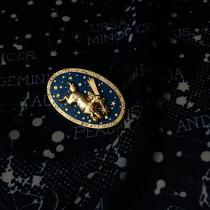 Starcatcher Enamel Pin