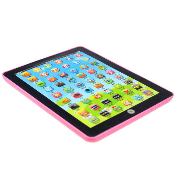 Modern Child Kids Computer Tablet Chinese Learning Study Machine Toy Learning Machine Educational Toys