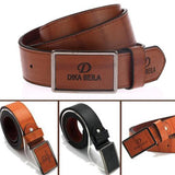 Men'S Fashion Belt Pin Buckle Belt Belt