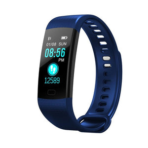 Y5 Smart Watch Pulsometer Fitness Tracker Smart Bracelet Activity Pedometer Health Sleep Smart Band