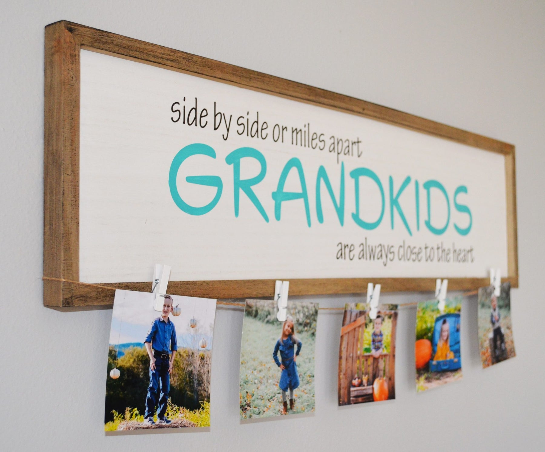 DIY Grandma Sign: A Perfect Gift for Mother's Day!