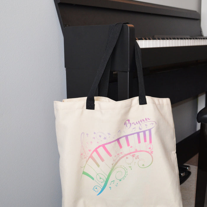 Cricut Infusible Ink Tote Bag DIY