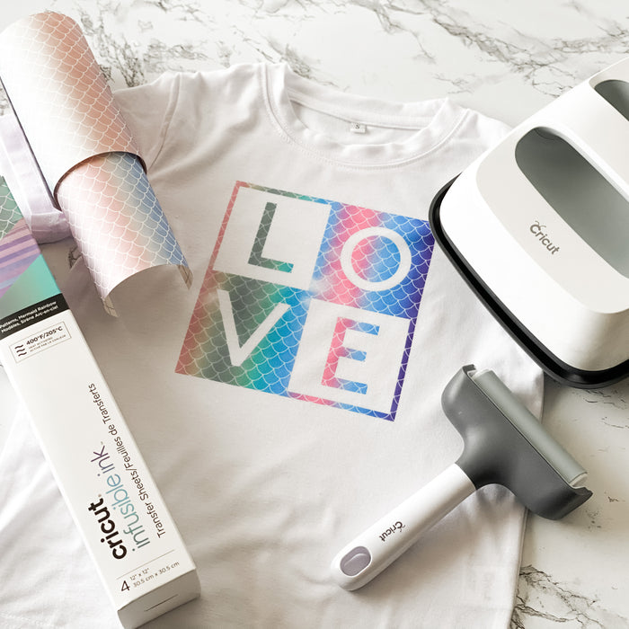 How to Use Cricut Infusible Ink: T-Shirt Tutorial
