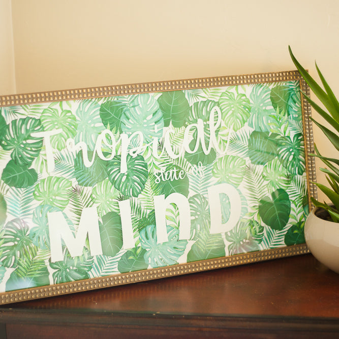 DIY Wall Decor Small Apartment or Dorm Room