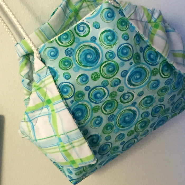 9 Steps to a Simple Knapsack Tote Bag