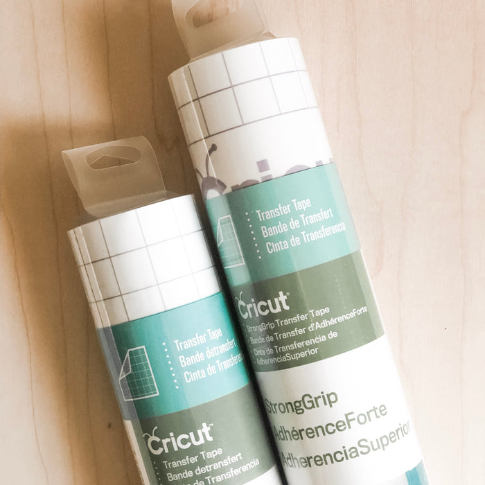 All About Cricut Transfer Tape