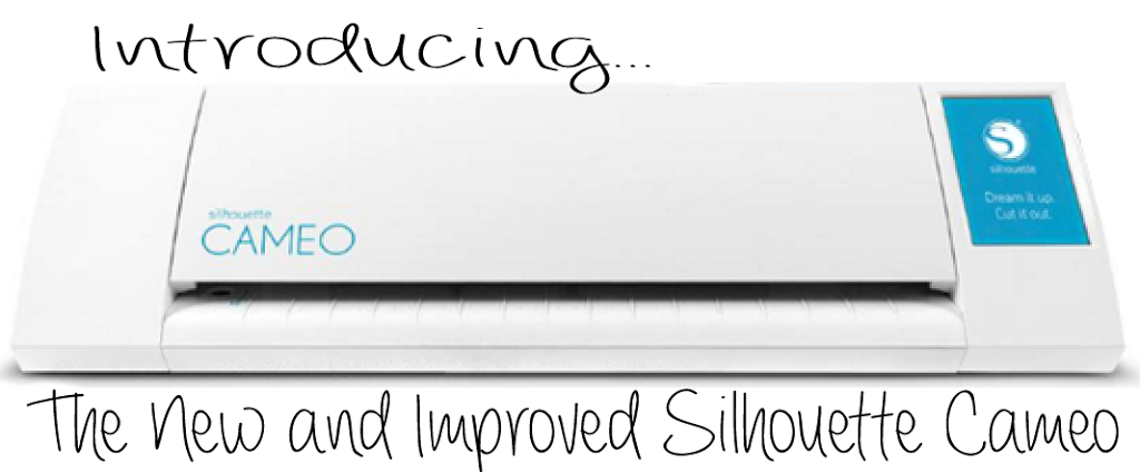 Introducing the New Silhouette Cameo 2014!