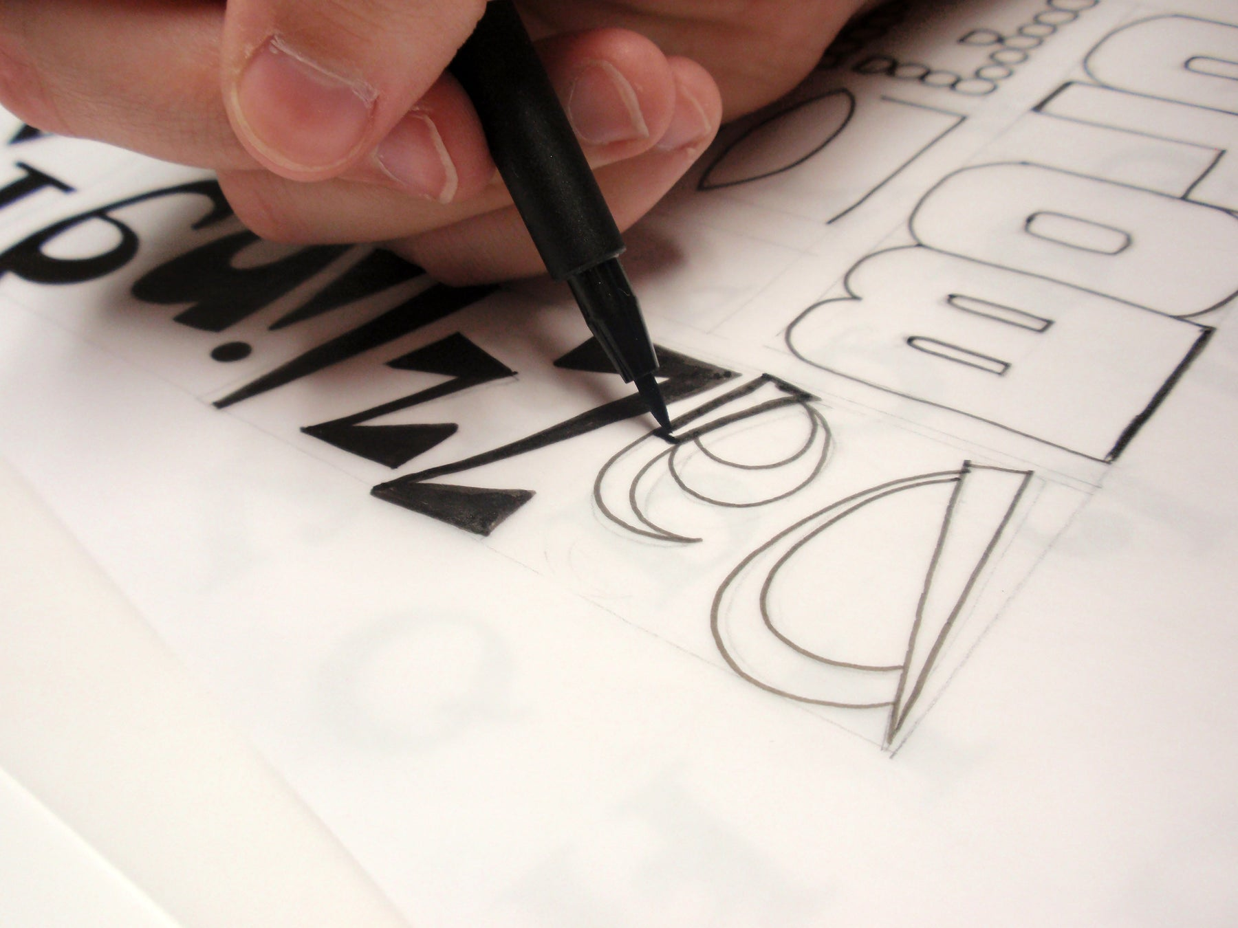 Hand Lettering: Getting Started Guide