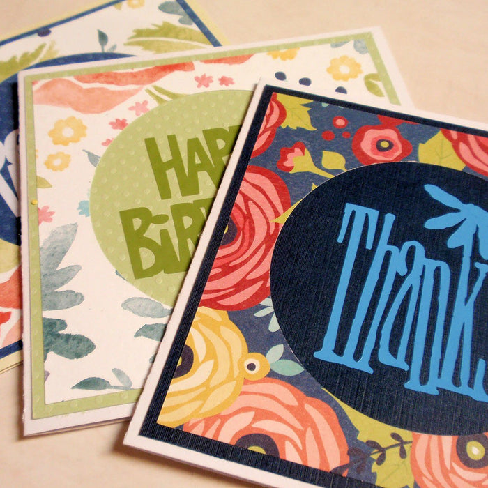 Cards for All Occasions Using Your Cricut