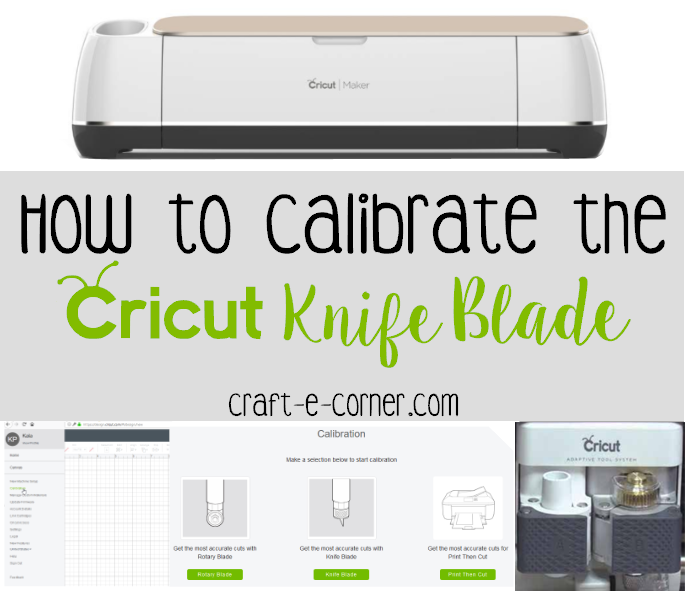 All About the Blades: How to Calibrate the Knife Blade