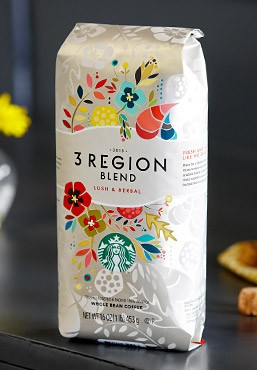 3 Region Coffee bag