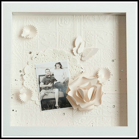 Build Your Own Shadow Box Craft E Corner