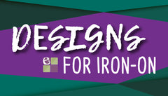Designs for Iron-On New