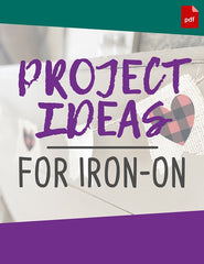 Project Ideas for Iron-On New