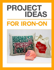 Project Ideas for Iron-On