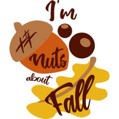 I'm Nuts About Fall